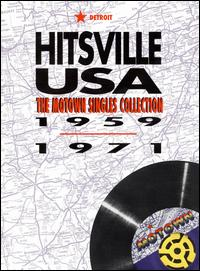 Hitsville USA, Vol. 1: The Motown Singles Collection 1959-1971 - Various Artists
