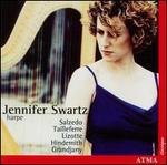 Jennifer Swartz, Harpe