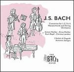 Concertos for Harpsichords & Strings