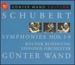 Schubert: Symphonies Nos. 1-9 (Box Set)