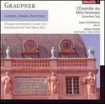 Graupner: Instrumental and Vocal Music, Vol. 2: Cantate, Sonate, Ouverture
