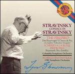 Stravinsky: The Firebird; Scherzo a la Russe; Fireworks