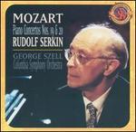 Mozart: Piano Concertos Nos. 19 & 20
