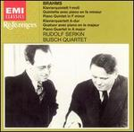 Brahms: Piano Quintet in F minor; Piano Quartet in A major