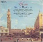 Vivaldi: Sacred Music, Vol. 10 - Adrian Peacock (bass); Alexandra Bellamy (oboe); Angharad Gruffydd Jones (soprano); Carolyn Sampson (soprano);...