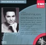 Galina Vishnevskaya Sings Shostakovich & Mussorgsky