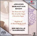 Johann Sebastian Bach: the Art of the Fugue [Hybrid Sacd]