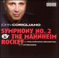 John Corigliano: Symphony No. 2 & The Mannheim Rocket - Helsinki Philharmonic Orchestra; John Storg�rds (conductor)