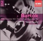 Bart=k: Violin Concertos Nos. 1 & 2; Viola Concerto; Rhapsodies Nos. 1 & 2