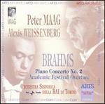 Brahms: Piano Concert No. 2; Academic Festival Overture