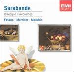 Sarabande: Baroque Favorites-Fasano, Marriner, Menuhin