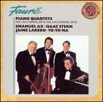 FaurT: Piano Quartets Nos. 1 & 2, Opp. 15 & 45