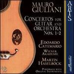 Mauro Giuliani: Concertos for Guitar and Orchestra Nos. 1-2