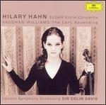 Elgar: Violin Concerto / Vaughan Williams: the Lark Ascending