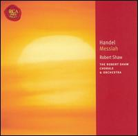 Handel: Messiah - Florence Kopleff (contralto); James Smith (trumpet); Judith Raskin (soprano); Richard Lewis (tenor); Robert Arnold (organ);...