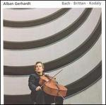 Alban Gerhardt plays Bach, Britten, Kod�ly