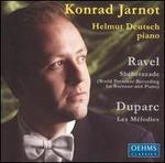 Ravel: ShThTrazade; Duparc: Les MTlodies