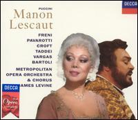 Giacomo Puccini: Manon Lescaut - Anthony Laciura (vocals); Dwayne Croft (vocals); Federico Davia (vocals); Giuseppe Taddei (vocals); James Courtney (vocals);...
