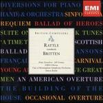 Rattle Conducts Britten