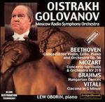 Oistrakh Plays Mozart & Beethoven