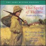 The Sprig of Thyme: Traditional Songs