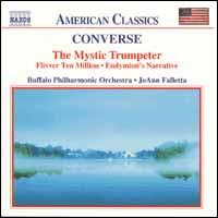 Converse: The Mystic Trumpeter; Flivver Ten Million; Endymion's Narrative - Buffalo Philharmonic Orchestra; JoAnn Falletta (conductor)