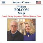 William Bolcom: Songs