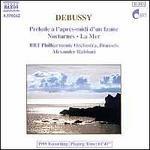 Debussy: PrTlude a l'aprFs-midi d'un faune; Nocturnes; La Mer