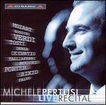 Michele Pertusi Live Recital