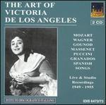 The Art of Victoria De Los Angeles