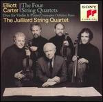 Elliott Carter: The Four String Quartets