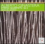 Ginastera: String Quartets 1 & 2