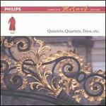 Mozart: Quintets, Quartets, Trios, etc. [Box Set]