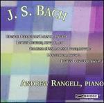 Bach: BWV 831, 942, 936, 903, 902, 971
