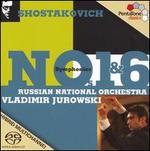Shostakovich: Symphonies Nos. 1 & 6