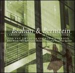 Brahms: Clarinet Quintet; Bernstein: West Side Story