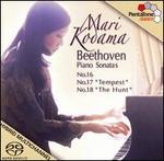 Beethoven: Piano Sonatas Nos. 16-18