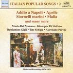 Italian Popular Songs, Vol. 2
