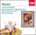 Mozart: Lieder & MTlodies