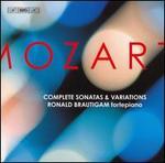 Mozart: Complete Sonatas & Variations