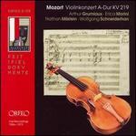Mozart: Violinkonzert A-Dur KV 219