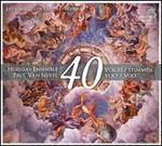 40 Voices - Huelgas Ensemble (choir, chorus); Paul van Nevel (conductor)