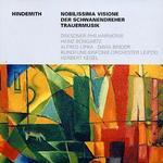 Hindemith: Nobilissima Visione; Der Schwanendreher; Trauermusik