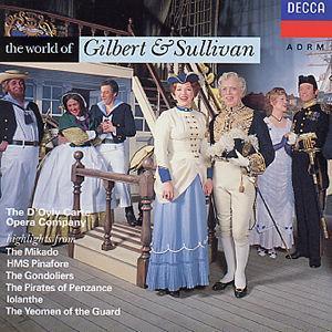 World of Gilbert & Sullivan -