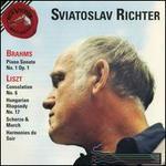 Sviatoslav Richter plays Brahms & Liszt