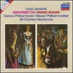 Leos Jan�cek: Sinfonietta; Taras Bulba