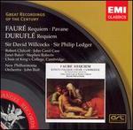 FaurT: Requiem; Pavane; DuruflT: Requiem