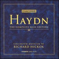 Haydn: The Complete Mass Edition - Catherine Denley (mezzo-soprano); Ian Watson (organ); Janice Watson (soprano); Lorna Anderson (soprano);...