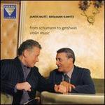 Robert Schumann, George Gershwin, Maurice Ravel U.a. : From Schumann to Gershwin