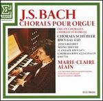 J.S. Bach: Chorales pour Orgue - Chorals Sch�bler BWV 645-650